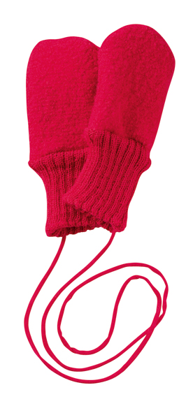 Disana Boiled Wool Mittens